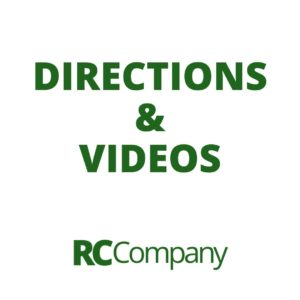 Directions & Videos